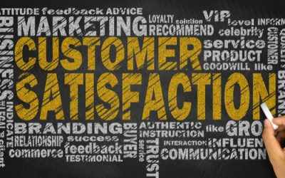 Through the eyes of the customer…